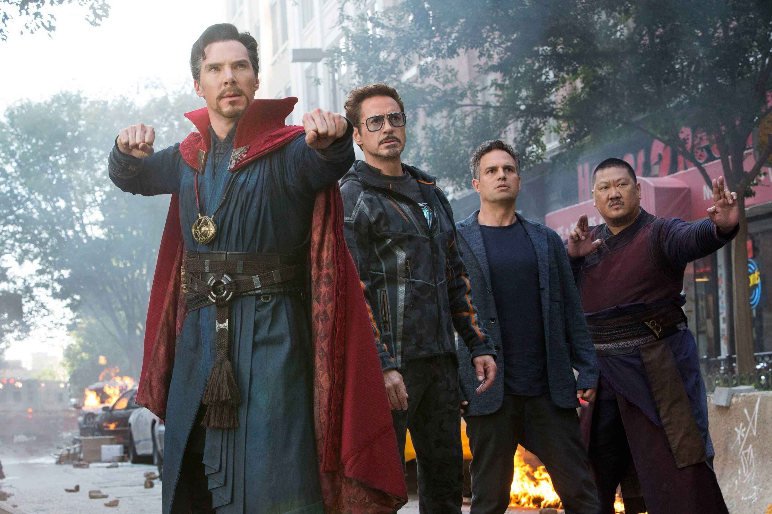 This is when Avengers: Infinity War is set in the MCU timeline
