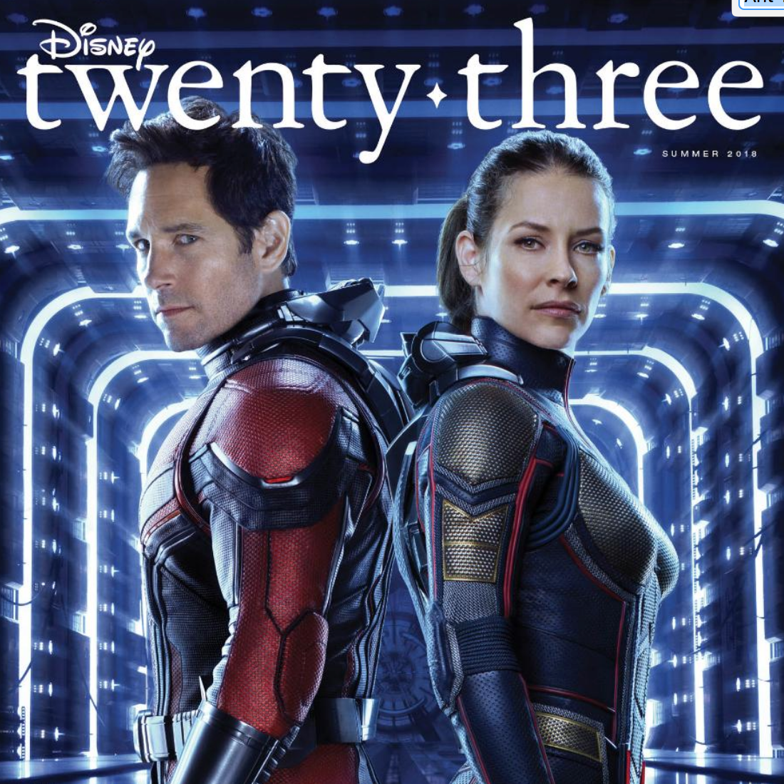 Ant-Man and the Wasp photo reveals costume redesign
