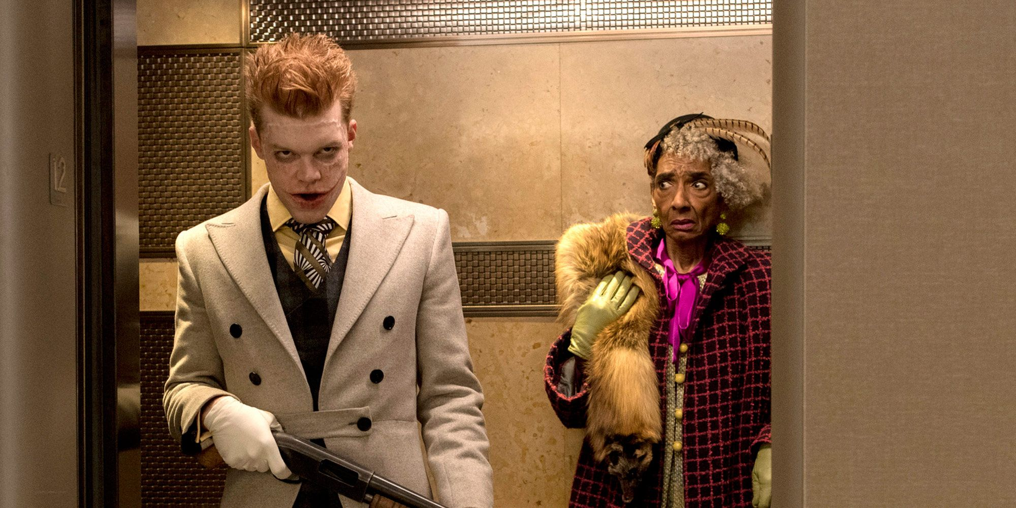 Cameron Monaghan, Jerome, Gotham, Season 4, Episode 17, 'Mandatory Brunch Meeting'