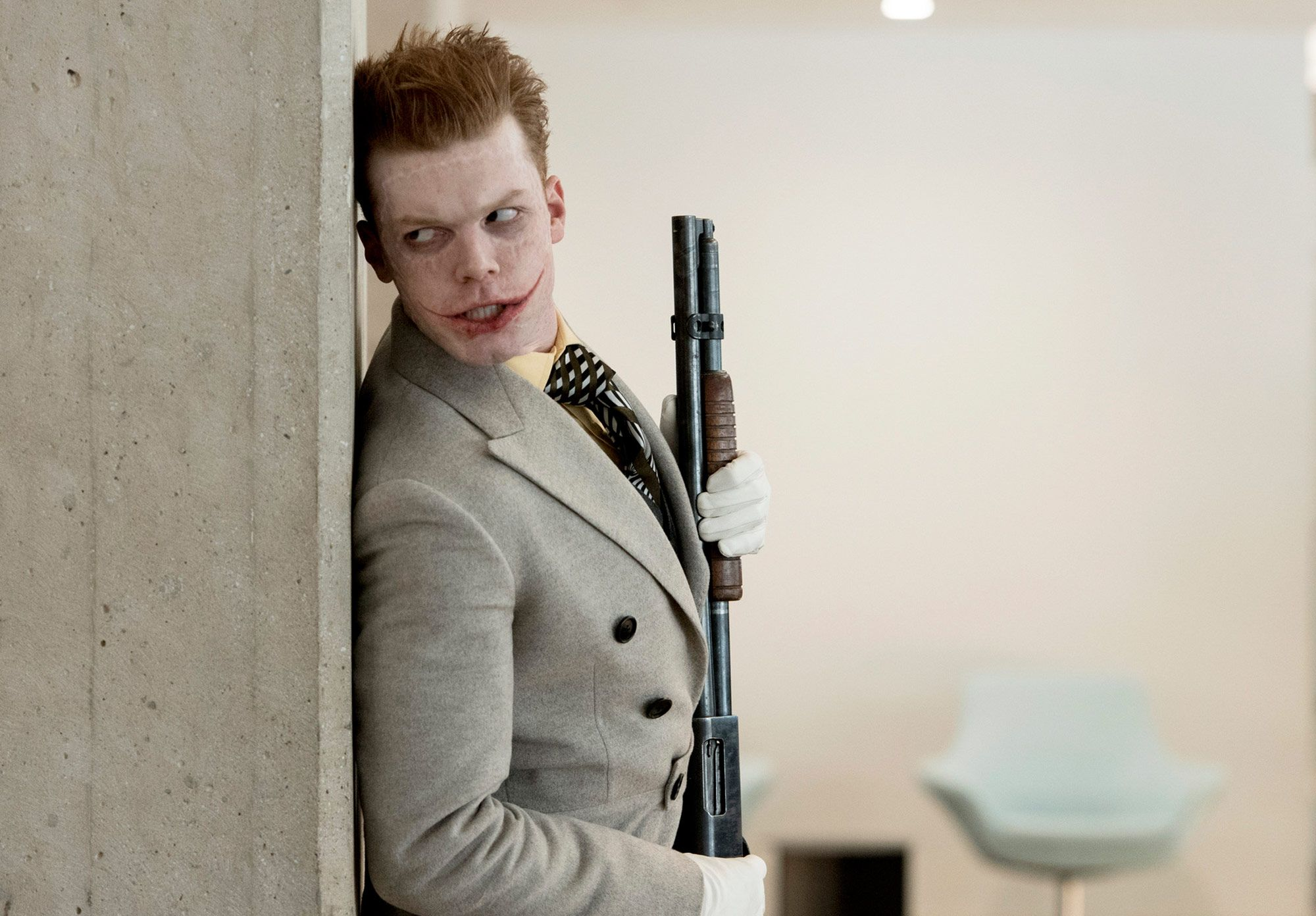 Gotham star Cameron Monaghan gives his verdict on Joaquin Phoenix's Joker