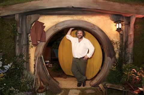 Sir Peter Jackson attends a photocall for 'The Hobbit: The Battle Of The Five Armies' on December 3, 2014