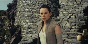 Daisy Ridley, Rey, Star Wars: The Last Jedi