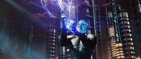 electro, amazing spider-man 2, jamie foxx