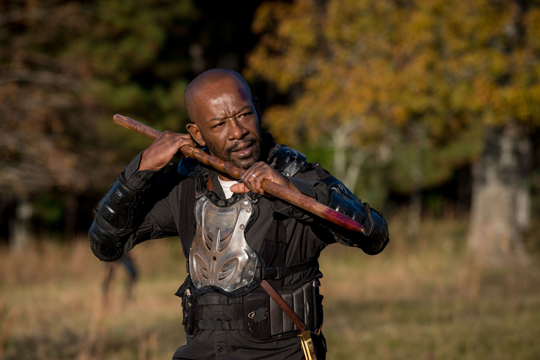 Fear TWD star Lennie James gives fans update on season 6 filming