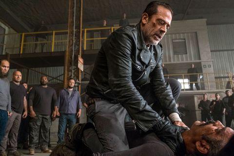 The Walking Deads Negan Joins Cast Of Fighting Game Tekken 7