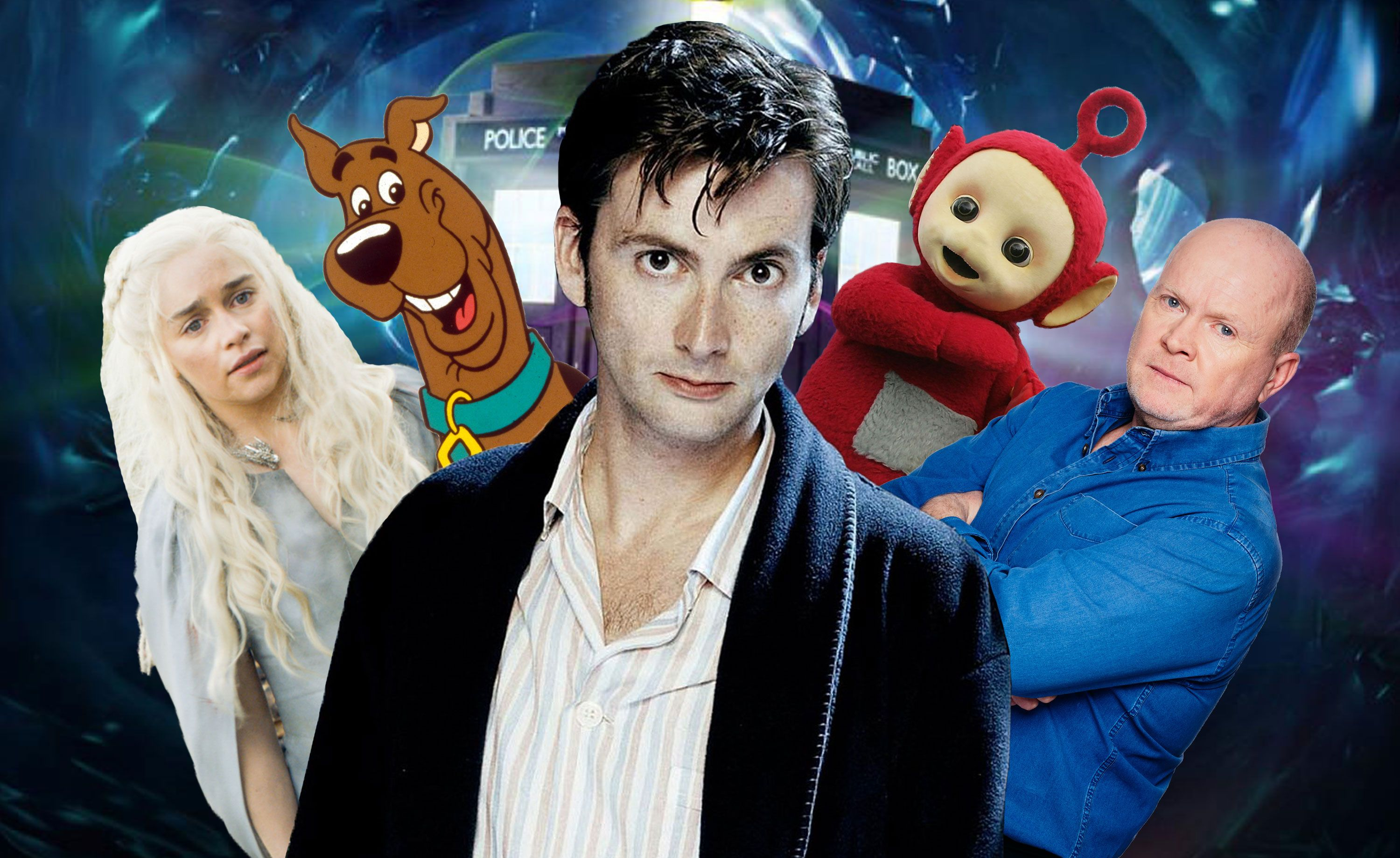 Times Doctor Who Referenced Other Tv Shows