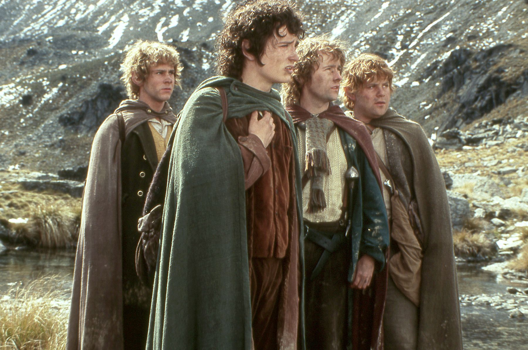 New Middle Earth Lord of the Rings Game 2020 | Open World ...