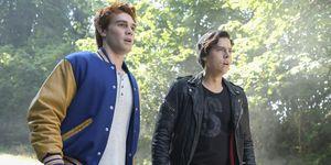 KJ Apa, Archie Andrews, Riverdale, Season 2