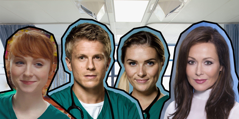Alicia, Connie, Bea, Ethan, Casualty