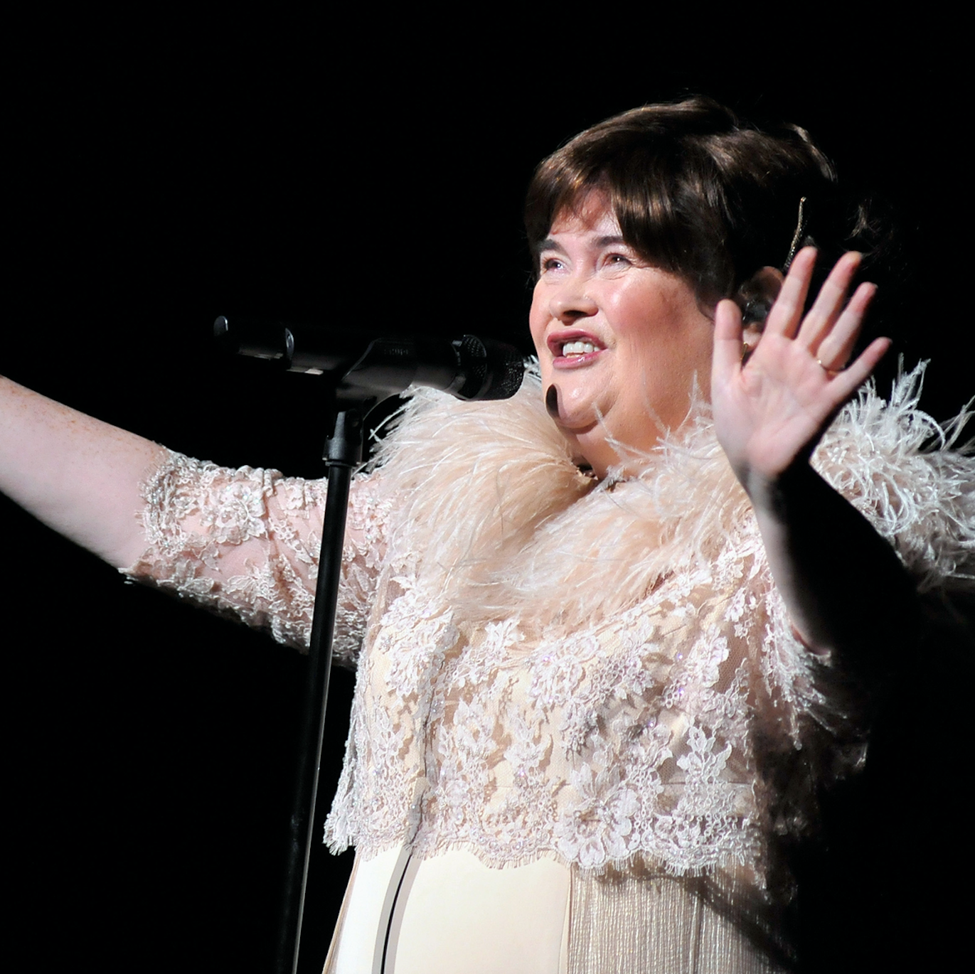 """Britain's Got Talent's Susan Boyle opens up about mental health and """"coping better"""" with pressures of fame"""