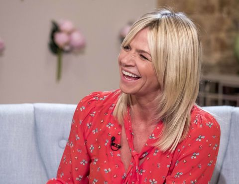 zoe ball shares rare photo of daughter nelly