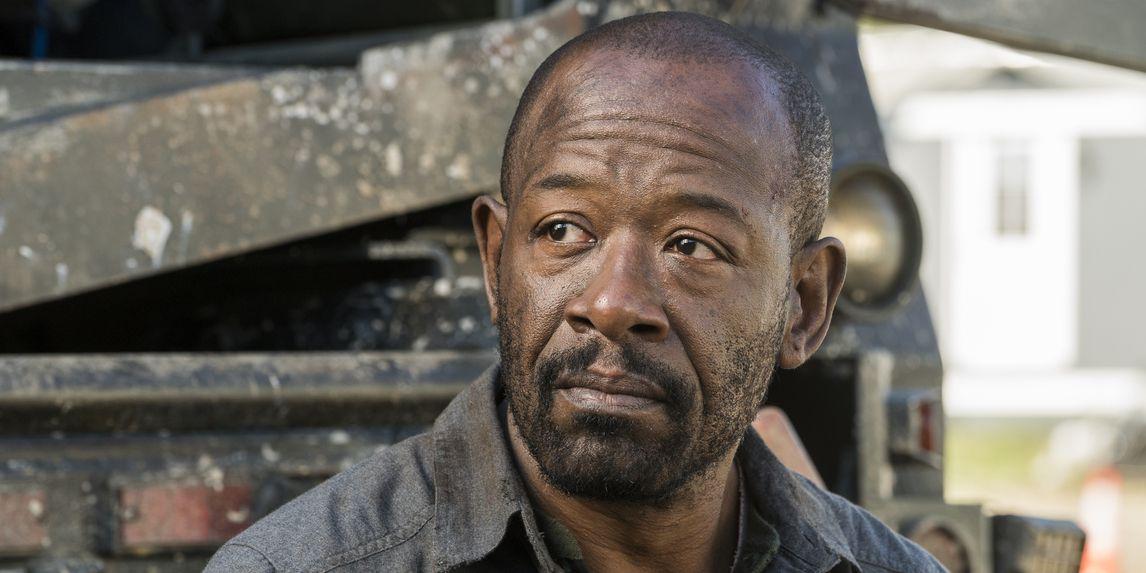 Morgan in Fear the Walking Dead 4x01
