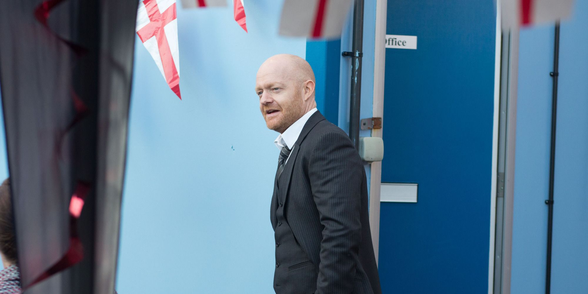 Max Branning is back in EastEnders