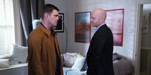 Max Branning plays the sympathy card with Jack in EastEnders