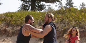 Ash sees Robbo losing his temper with Tori Morgan in Home and Away