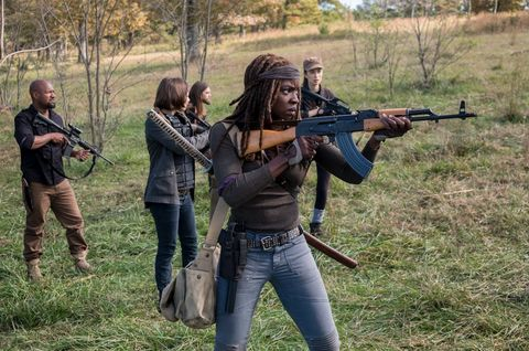 9 big hints about The Walking Dead season 9 that appeared in season