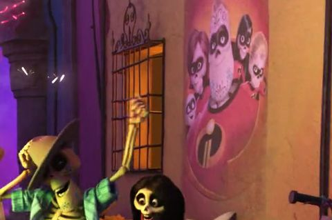 Coco Easter Eggs You Might Have Missed