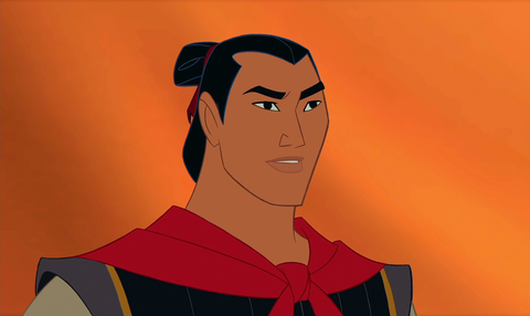 Mulan Characters Names And Pictures