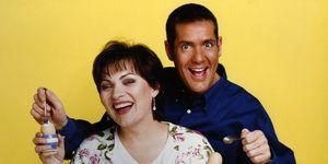 Lorraine Kelly, Dale Winton, GMTV Presenters