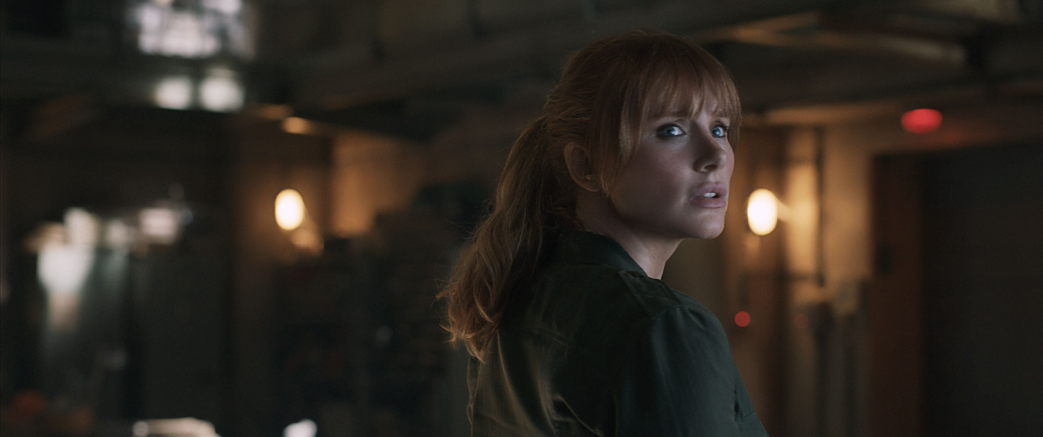 Sorry guys, Bryce Dallas Howard's Claire is still wearing heels in Jurassic World: Fallen Kingdom