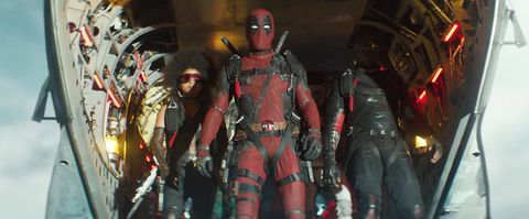 Deadpool 2 Easter eggs and surprise cameos