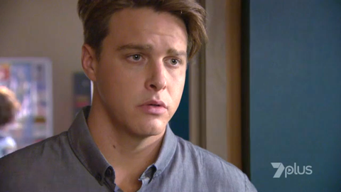9eec9e6b6049 Home and Away lines up a scary reunion for Colby and his sister Bella