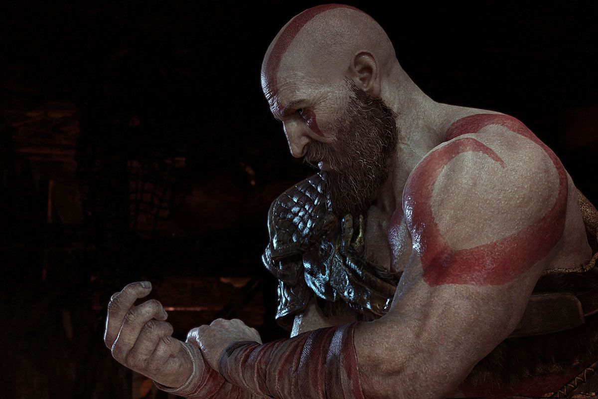 God of War review 2018 PS4 - PlayStation 4 release date UK