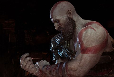 God of War review – Kratos is back on PS4 with his best game