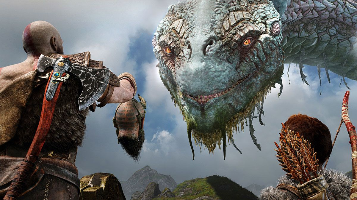 God of War 4 PS4 trailers, release date, price, gameplay and everything we  know so far