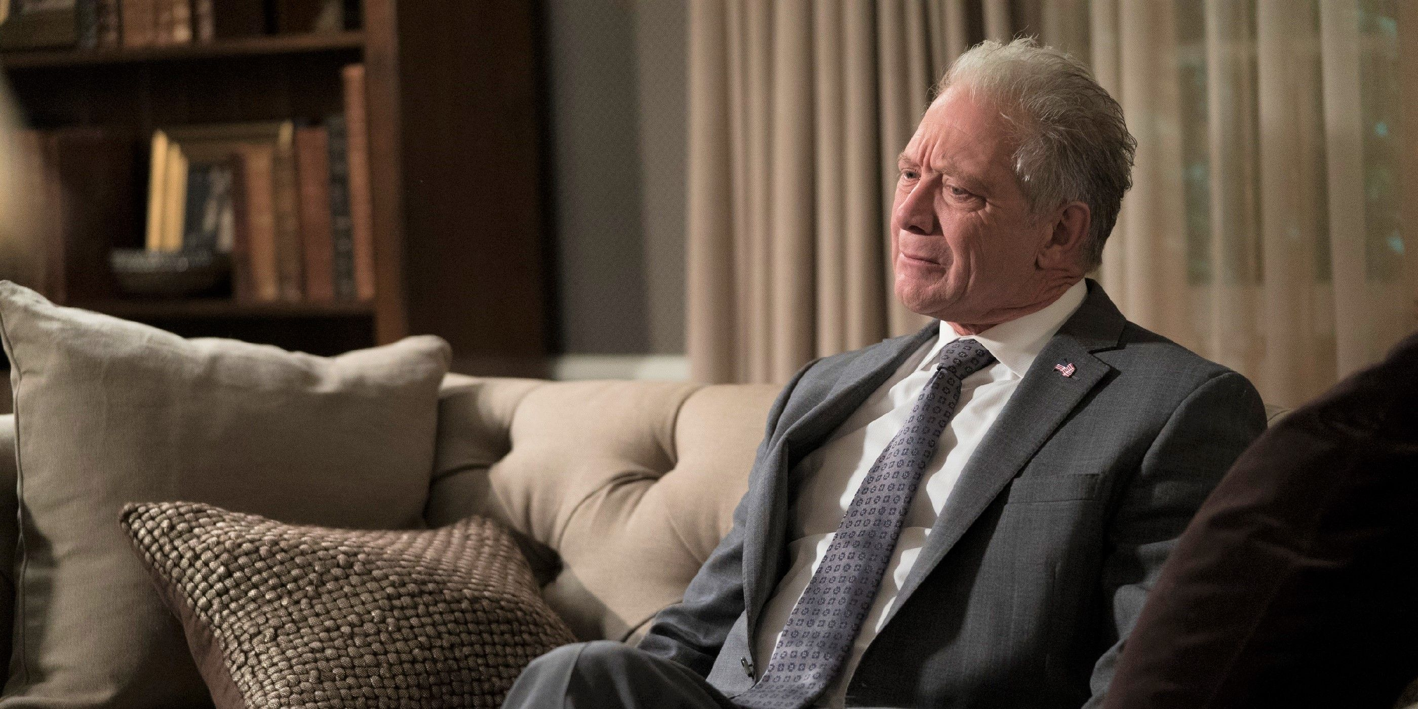 Jeff Perry as Cyrus Beene in Scandal