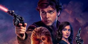 Solo: A Star Wars Story, New Poster