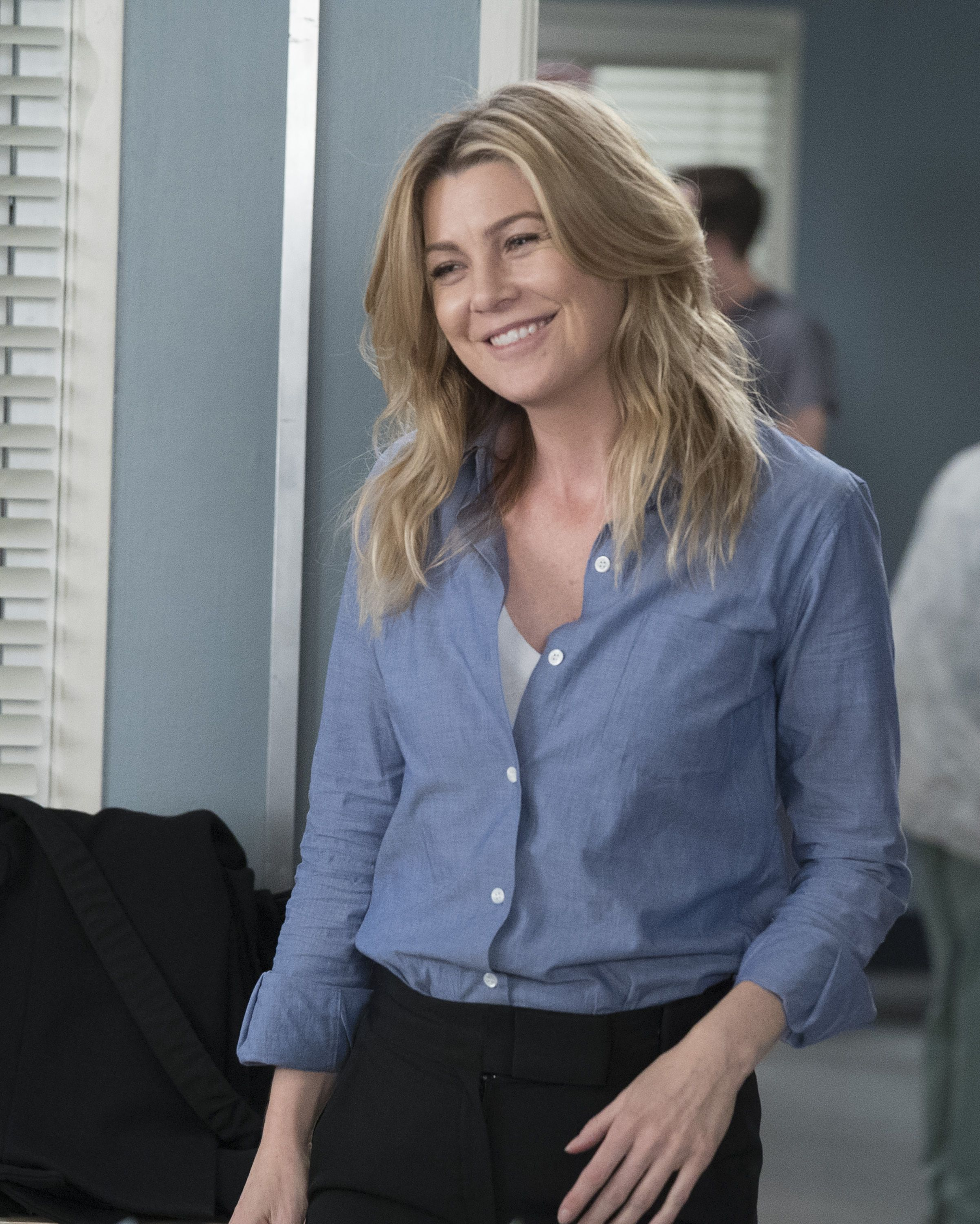 bc8da901239 Grey's Anatomy star Ellen Pompeo offers biggest hint yet that the show will  end soon