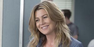 Ellen Pompeo, Meredith Grey, Grey's Anatomy