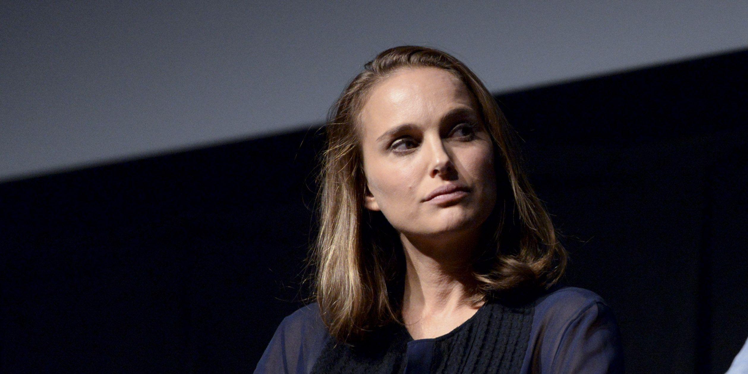 Natalie Portman attends the Telluride Film Festival 2017