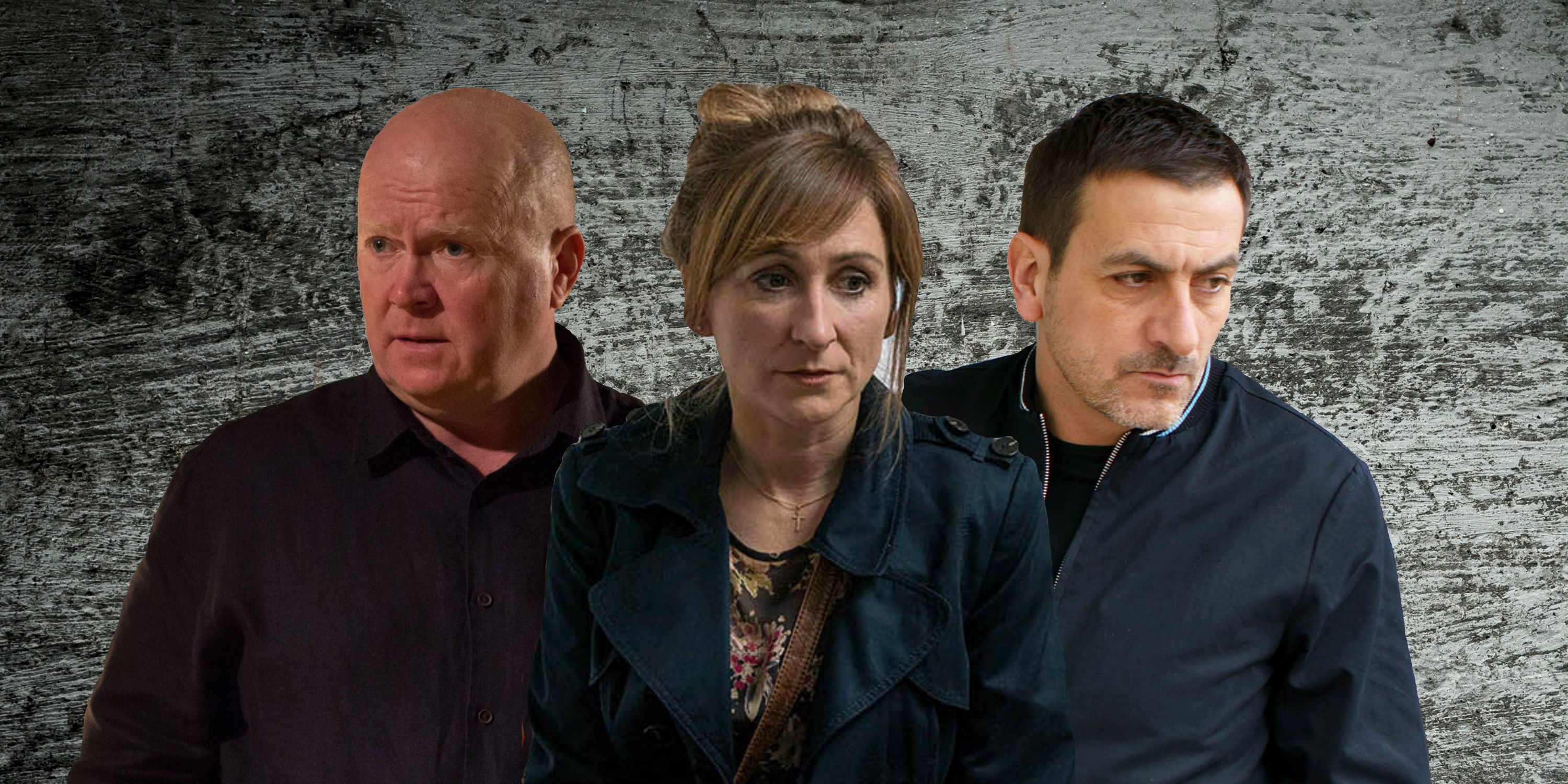 Soap addiction storylines: Phil Mitchell, Laurel Thomas, Peter Barlow