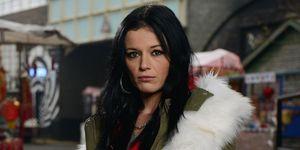 Katie Jarvis as Hayley Slater in EastEnders