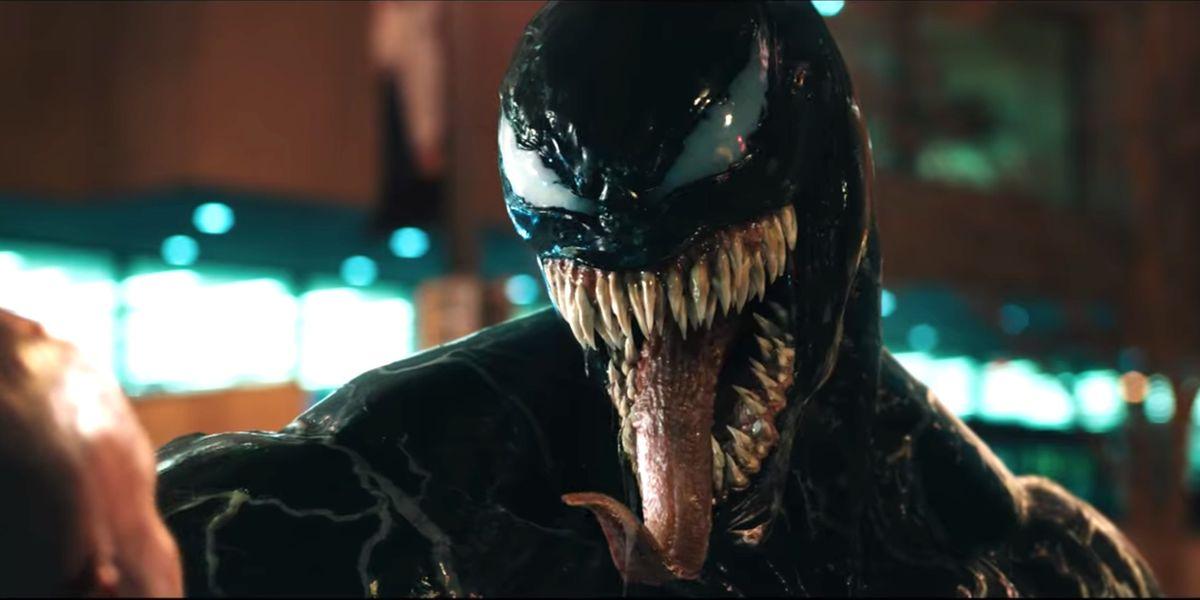 Venom cover image