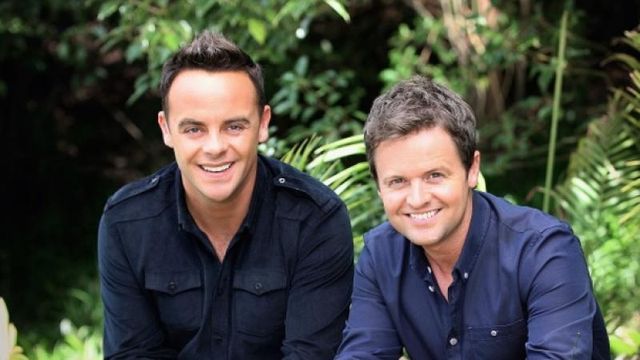 ant and dec, i'm a celebrity
