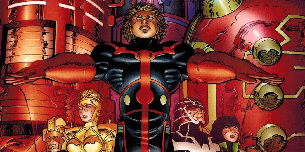 The Eternals will feature Marvel's first onscreen LGBTQ kiss