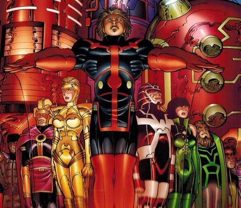 How Marvel Can Bring The Eternals Into The Mcu