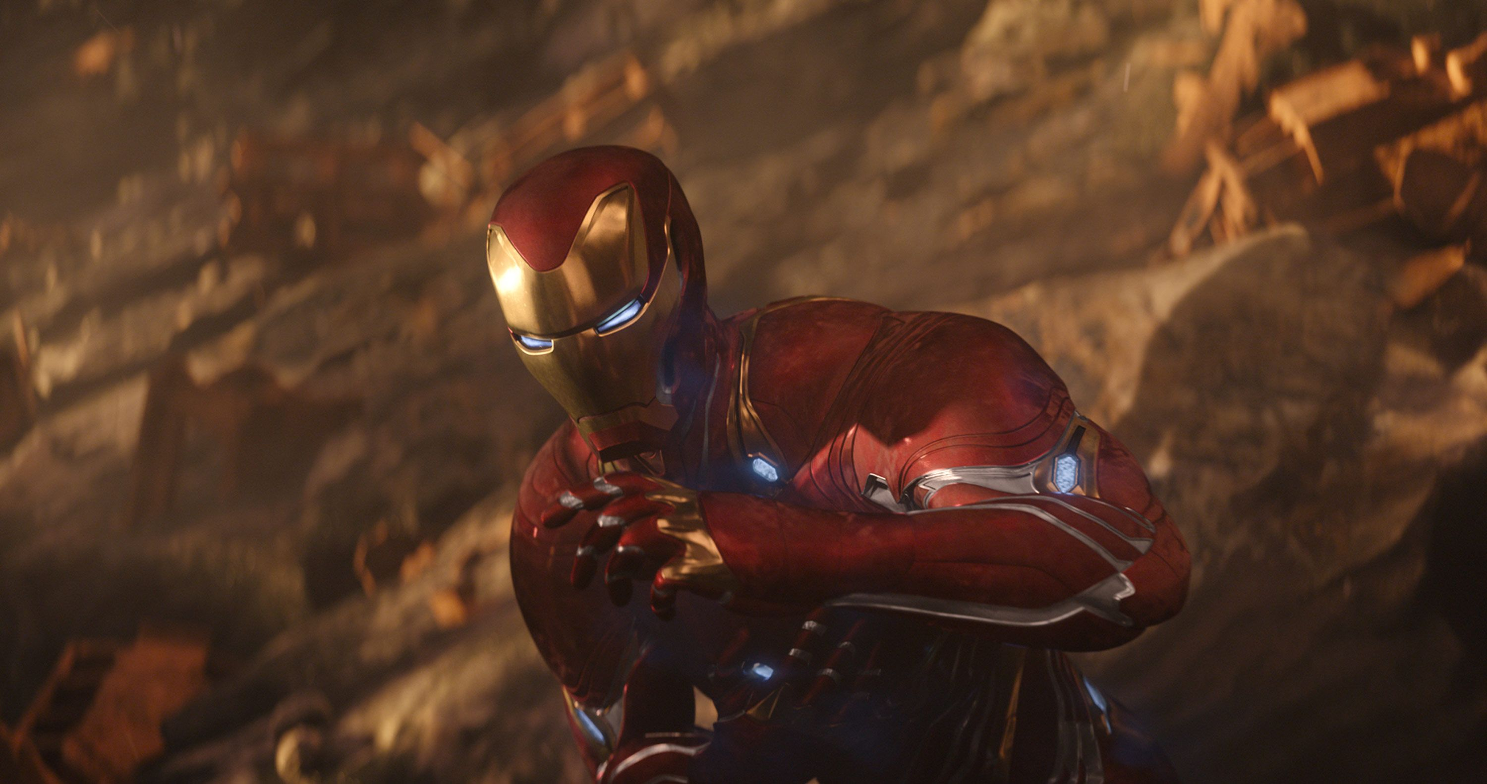 Iron Man 3 features an adorable festive detail you probably