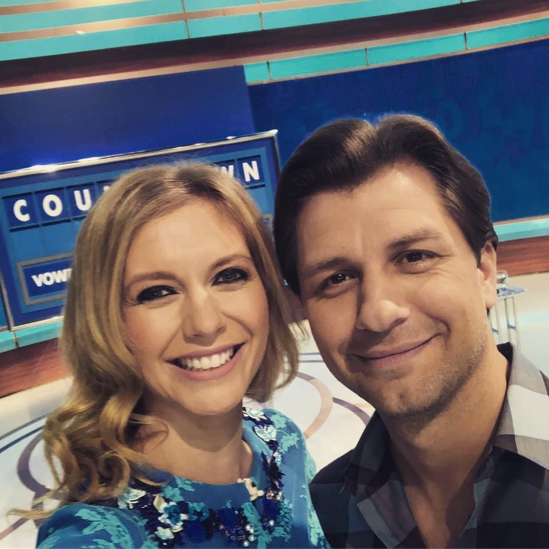 Strictly Come Dancing couple Rachel Riley and Pasha Kovalev reveal they are expecting a baby