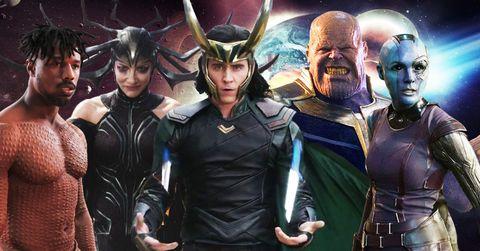 Marvel's villains ranked: Ultron, Zemo, Loki and more