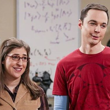 """The Big Bang Theory star says she was """"surprised"""" by one particular scene"""