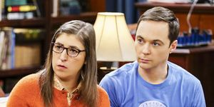 amy, sheldon, the big bang theory, mayim bialik, jim parsons