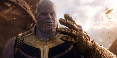 This Is Why 'Infinity War's Thanos Didn't Kill All Of The Avengers