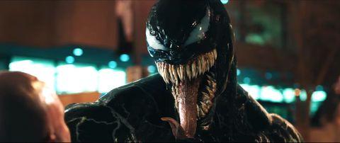 Venom in Venom trailer