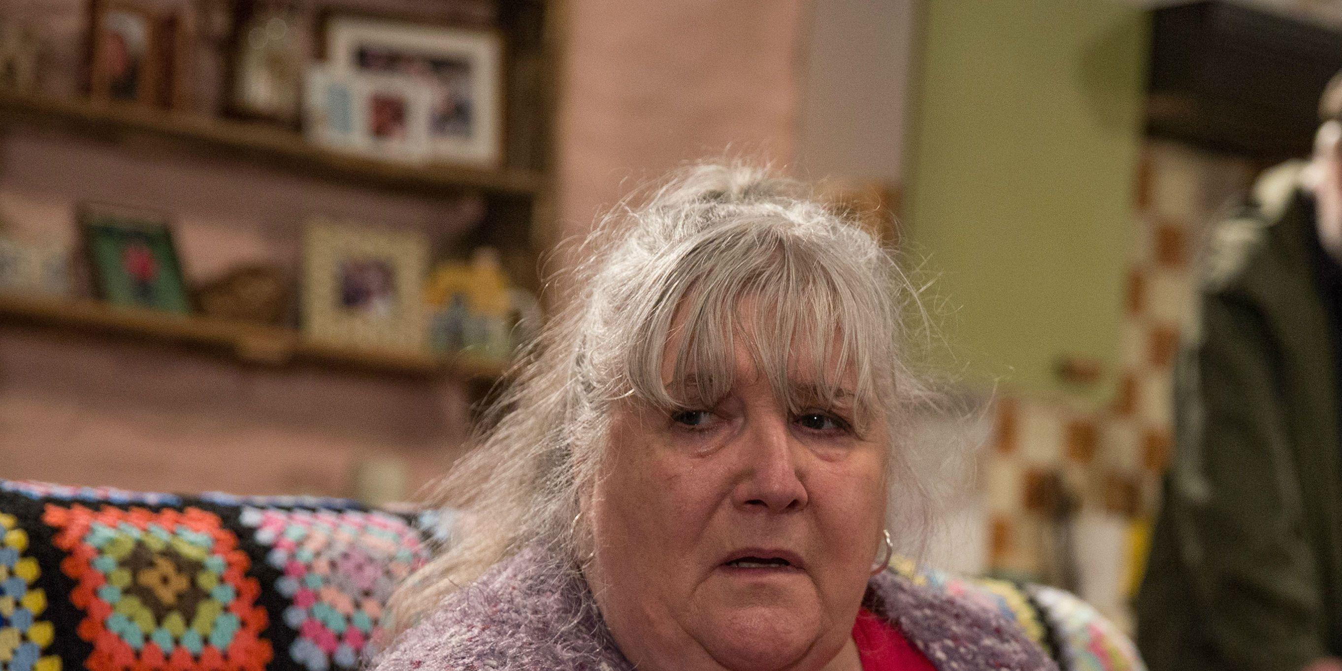 Lisa Dingle returns in Emmerdale
