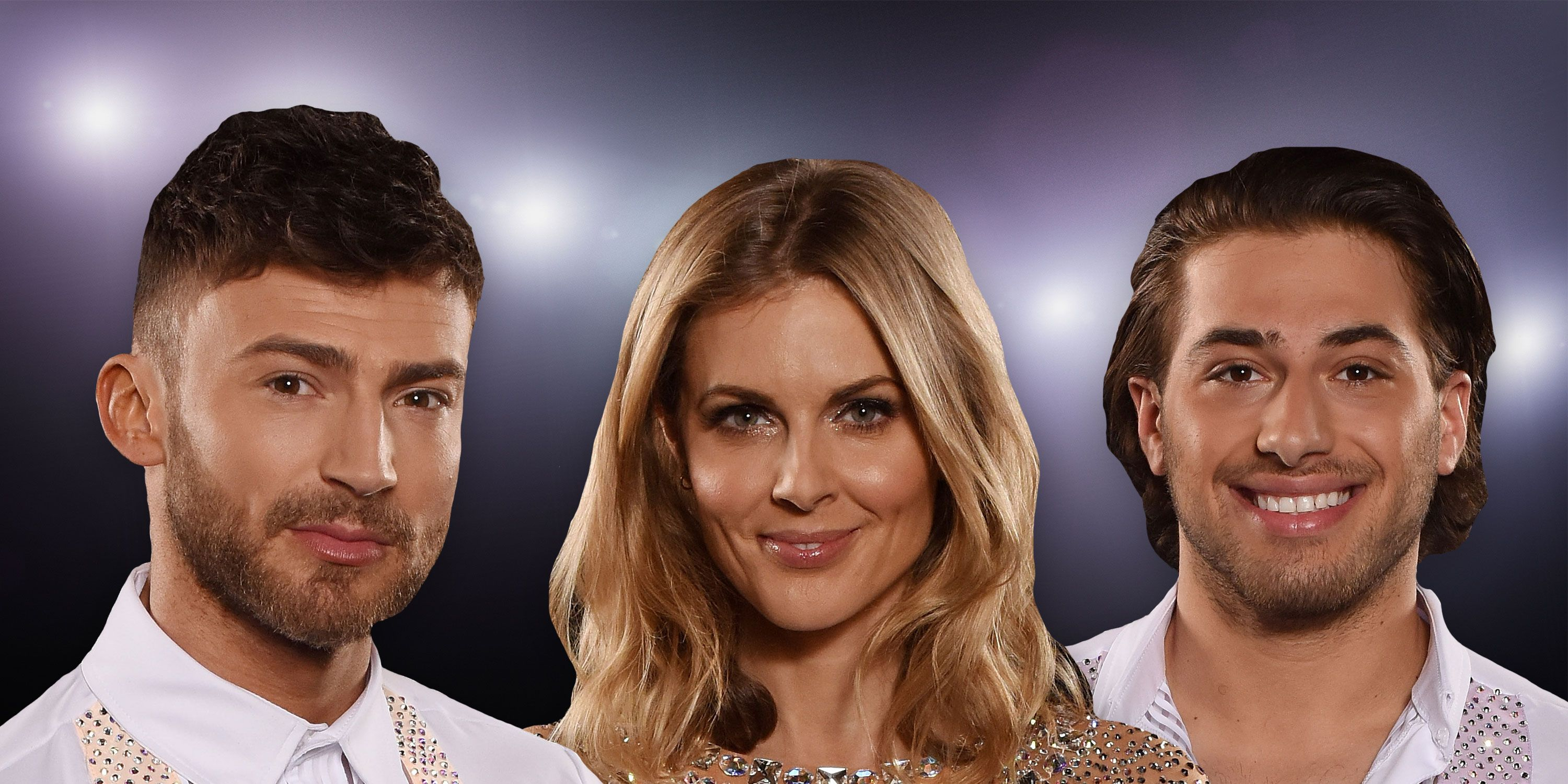 Jake Quickenden, Donna Air, Kem Cetinay, Dancing on Ice Curse
