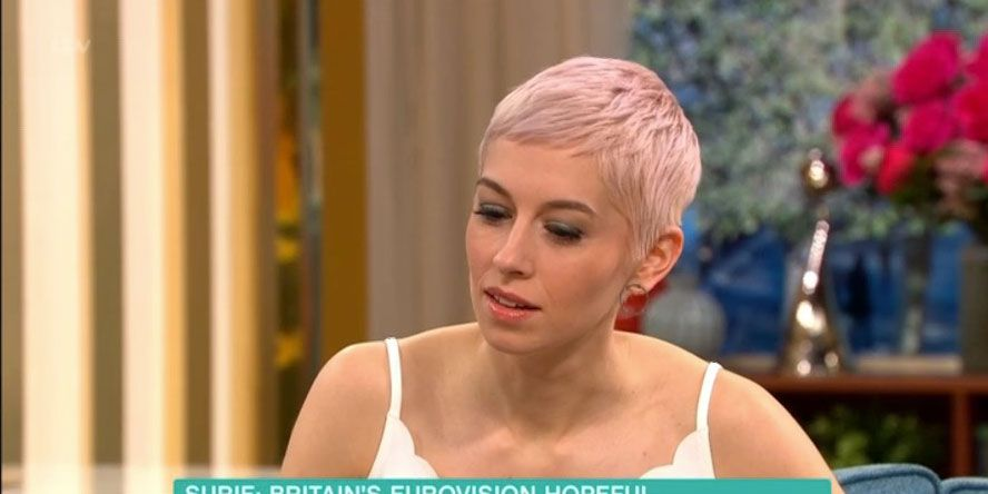 Eurovision 2018 - Surie - This Morning